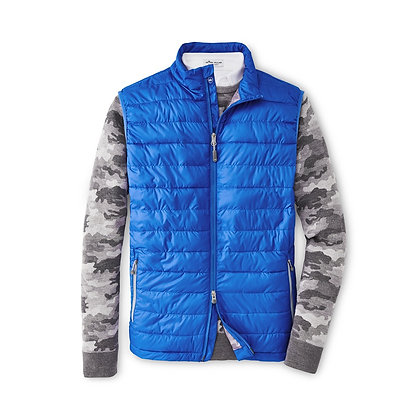 Peter Millar Performance Vest (Blue)