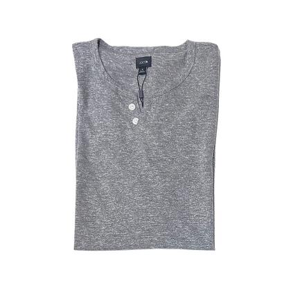 Joe's Jeans 2 Button Short Sleeve T-Shirt