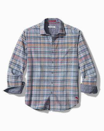 Tommy Bahama Cord Shirt (Dutch Blue)