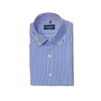 Haupt Blue/White Button Front Shirt