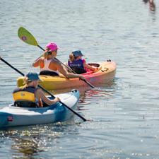 Tandem Kayak