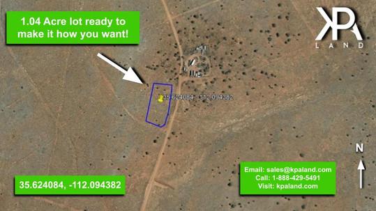 Guy Joassin AZ Google Earth Map.jpg
