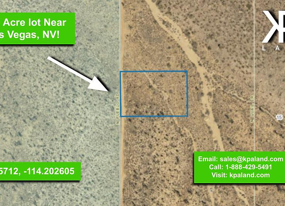 1.07 Acre Vacant Lot in Mohave, AZ (APN: 328-02-089)