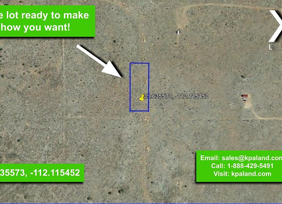 1 Acre Vacant Lot #1 in Williams, AZ (APN: 501-42-064)