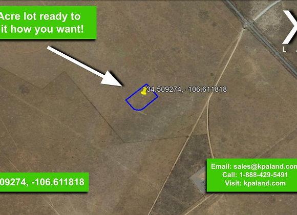 4.93 Acre Vacant Lot in Belen, NM (APN: 1-016-018-320-225-000080)