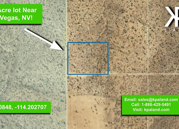 1.25 Acre Vacant Lot in Mohave, AZ (APN: 328-02-288)