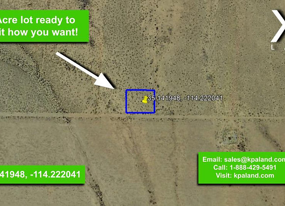 2.06 Acre Vacant Lot in Mohave, AZ (APN: 215-03-163)