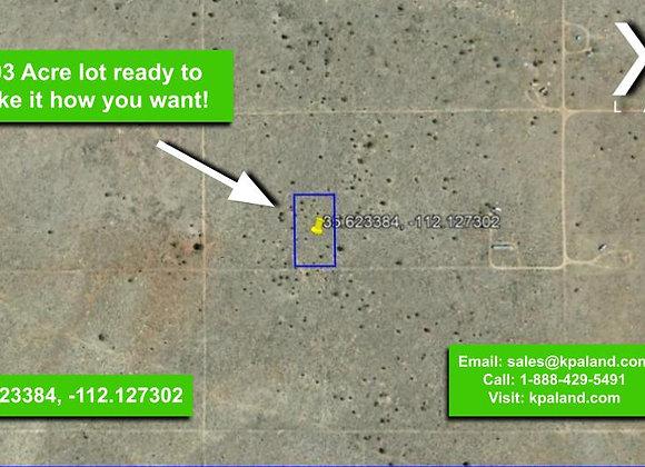 1.03 #3 Acre Vacant Lot in Williams, AZ (APN: 503-19-078)