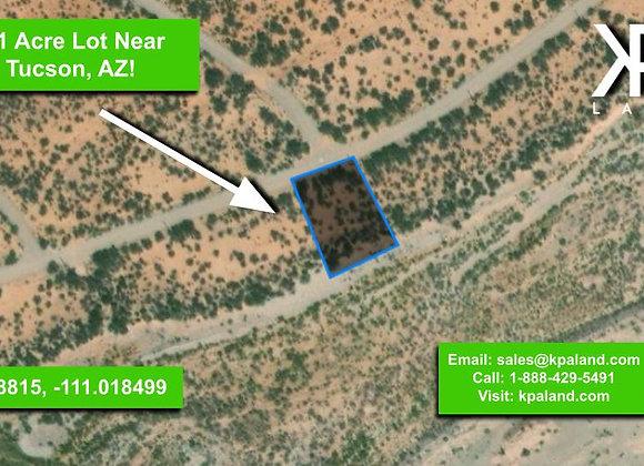 .51 Acre Vacant Lot in Nogales, AZ (APN: 115-20-173)