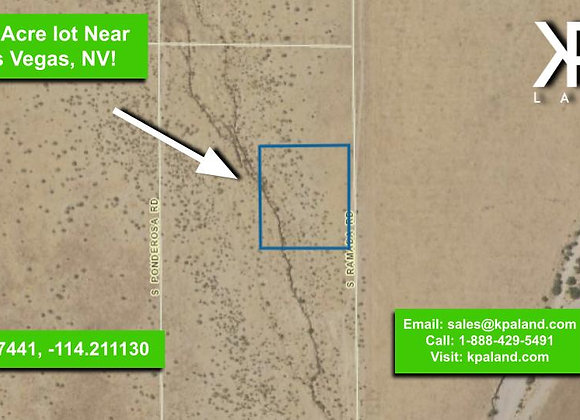 2.20 Acre Vacant Lot in Mohave, AZ (APN: 215-03-233)