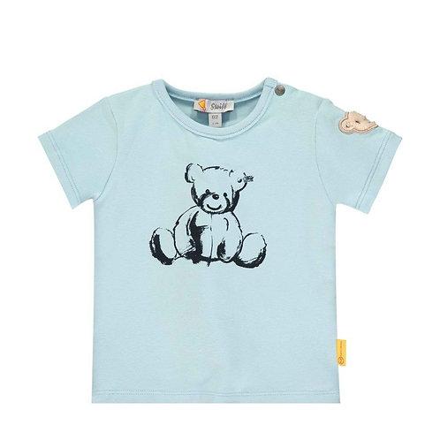 Steiff Baby T-Shirt Baby blue