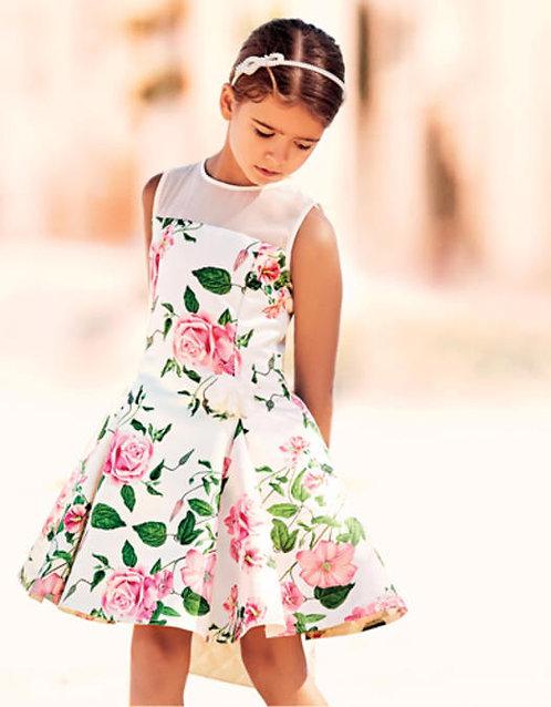 Sarabanda elegantes Kleid