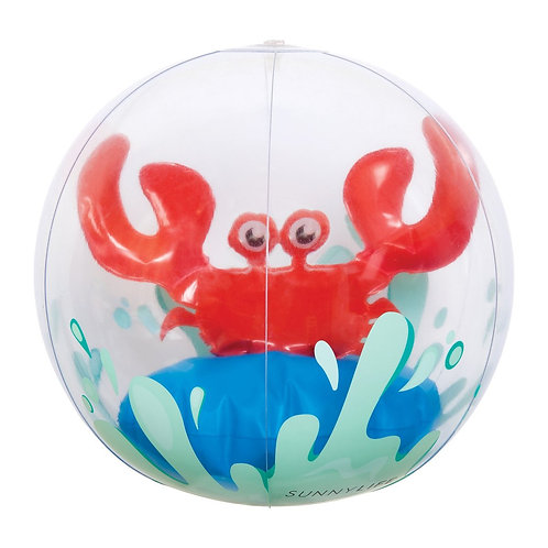 Sunnylife 3D Beach Ball Crabby