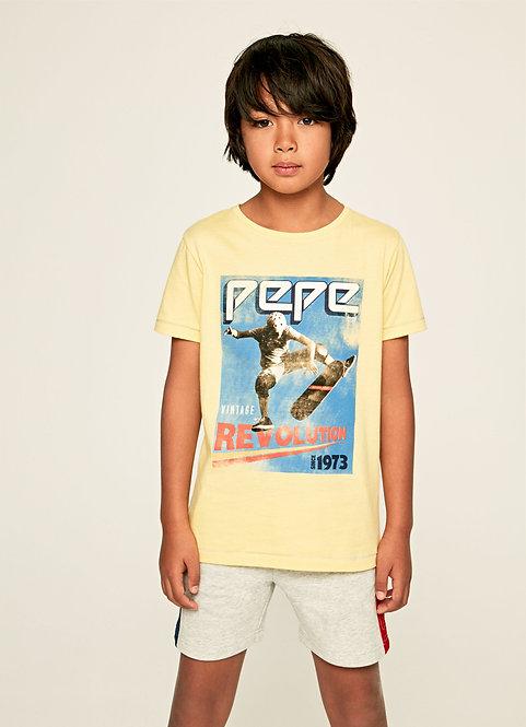 Pepe Jeans T-Shirt Basile