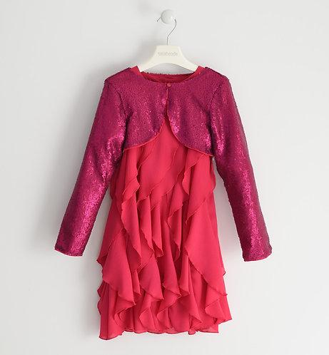 Sarabanda Kleid mit Pailletten