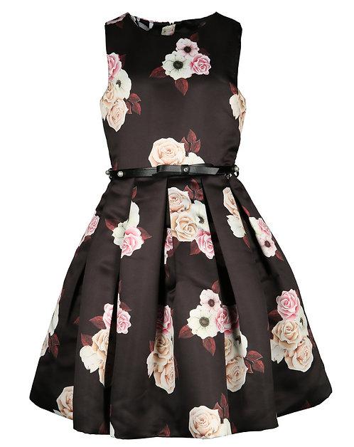 Sarabanda Kleid mit Blumenmuster