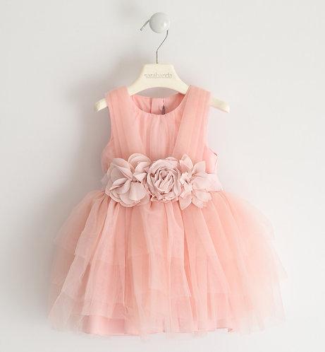 Sarabanda rosa Tüll-Kleid
