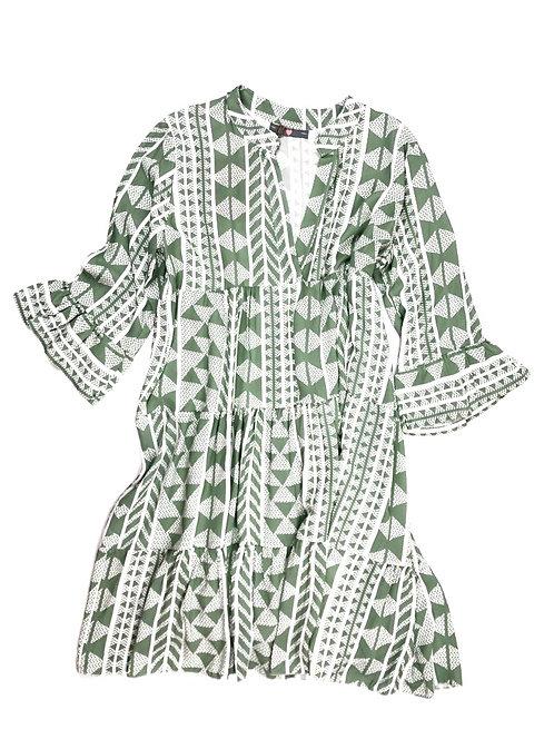 Damen Sommerkleid kurz