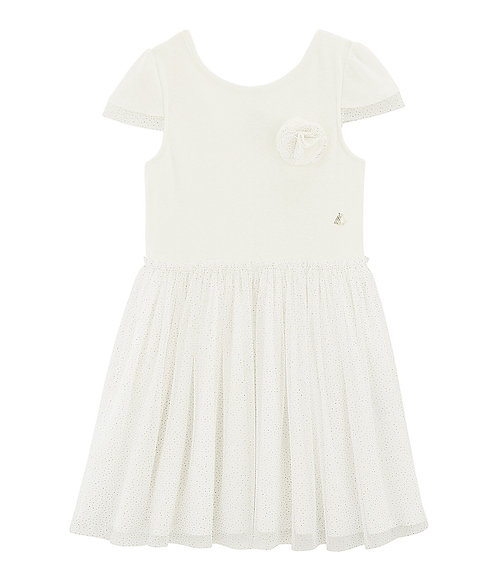 Petit Bateau raffiniertes Kleid
