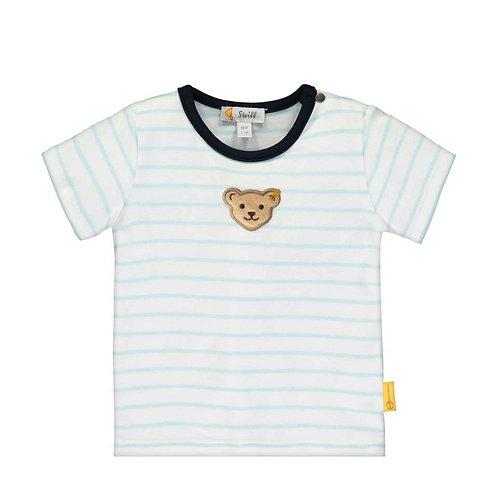 Steiff Baby T-Shirt gestreift