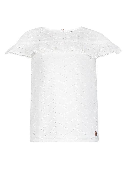 Carrément Beau Stickerei T-Shirt