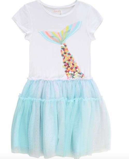 Billieblush Meerjungfrau Kleid