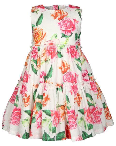 Sarabanda florales Kleid