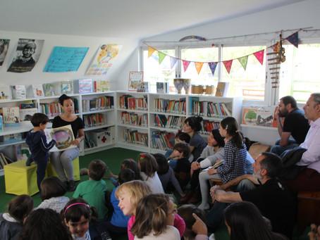 Las Familias Cuentan: El placer de compartir lecturas