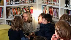 Las Familias Cuentan. Segunda sesión: Al calor de las historias