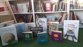 Cambios en la Biblioteca y agradecimiento