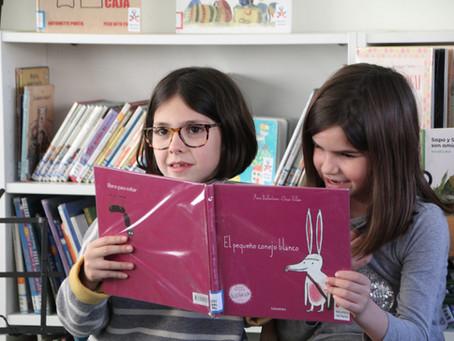 IV sesión de Las Familias Cuentan: Seguimos compartiendo lecturas