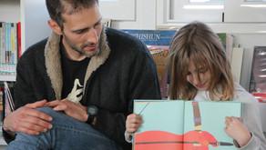 LAS FAMILIAS CUENTAN: IV SESIÓN Sesiones de animación a la lectura en familia