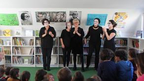 La magia de la poesía con la compañía: Teatro Abierto