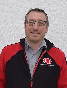Luc van Laar (Leitung Verkauf, Inhaber).