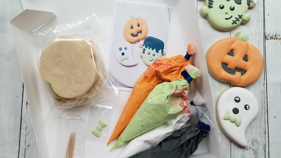 Spooky DIY Cookie Decorating Kit
