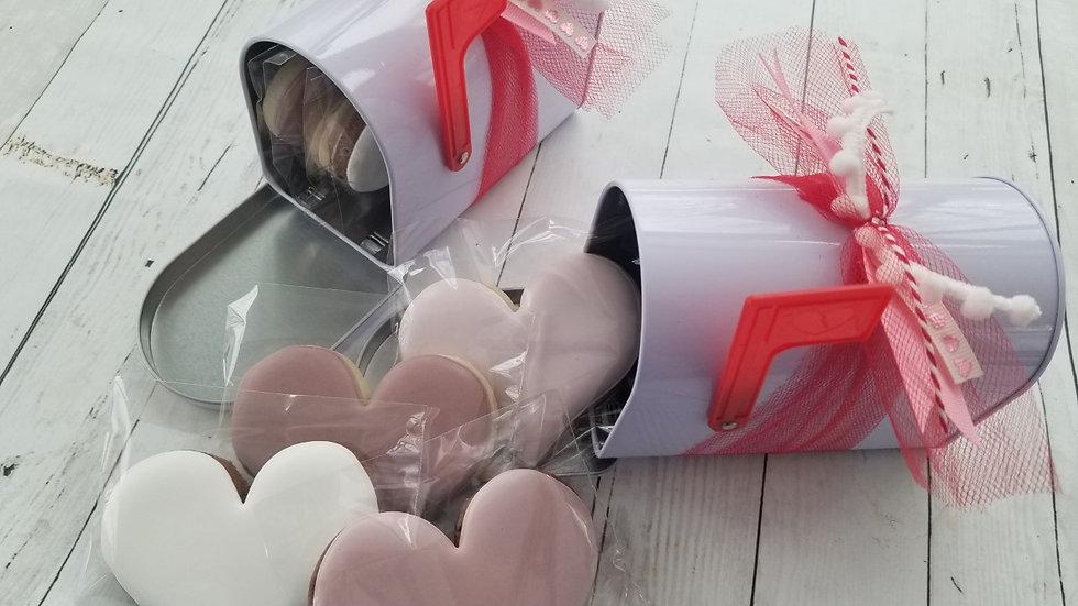 Mailbox Cookie Gift Set