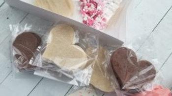 DIY Valentines Cookie Decorating Kit