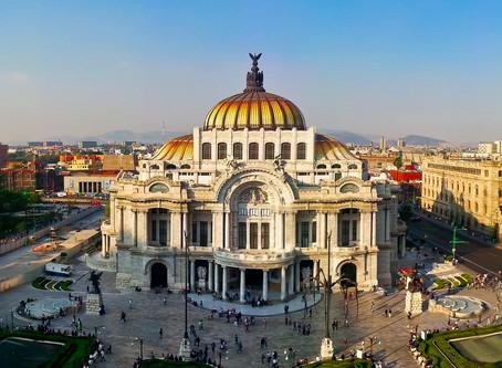 BELAS ARTES: LUXO E OPULÊNCIA NO MÉXICO