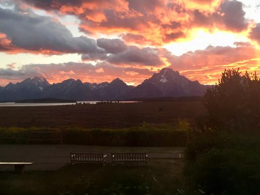 7 Best Sunsets in Grand Teton National Park