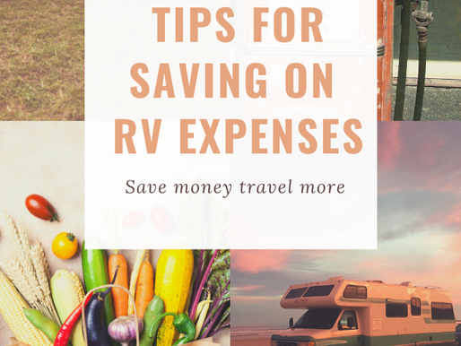 How to Save on Common RV Expenses So You Can RV for Cheap