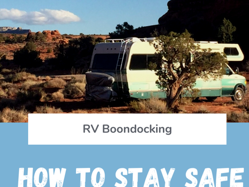 What is Boondocking and How Can You Be Safe Doing It