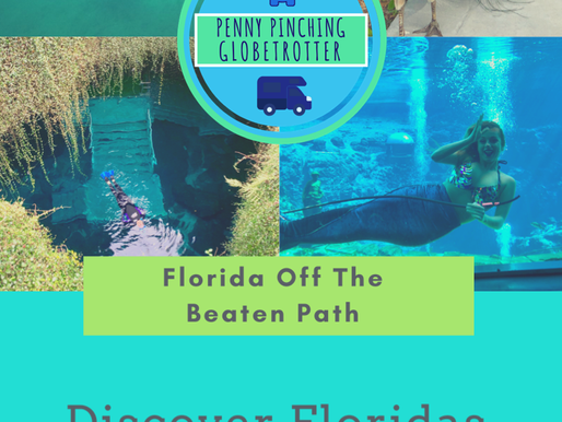 Manatees, Mermaids and Monkeys-Off the Beaten Path in Florida