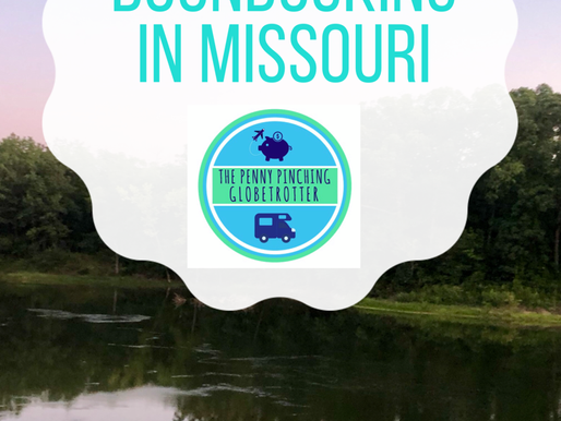 BOONDOCK FOR FREE IN MISSOURI