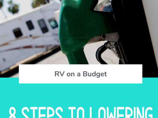 8 ways RVers Can Save on Fuel Costs