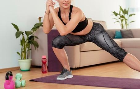 Cómo hacer ejercicios en tu casa sin necesidad de equipamiento