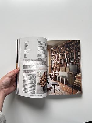 Apartamento magazine kiosk