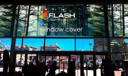 Flash Window Cover