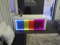 Flash desk lightbox