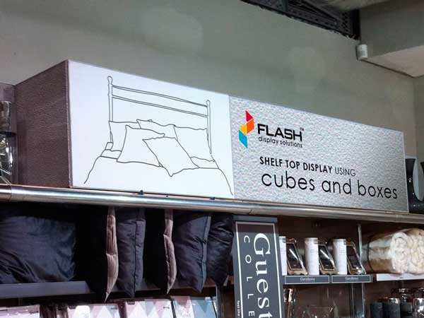Flash Shelf-Top Boxes