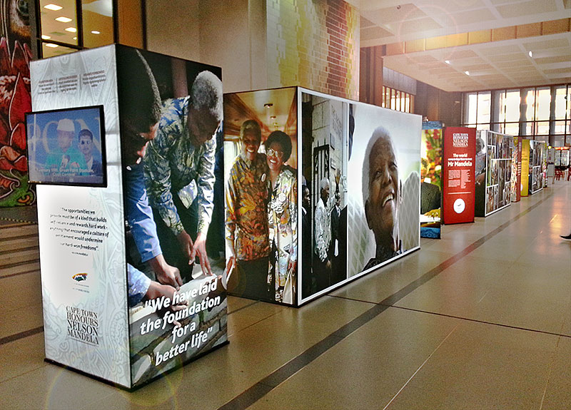 Mandela Legacy Exhibition